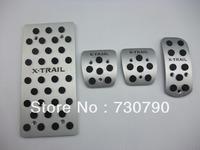 Car Fuel/brake pedal pad for NISSAN X-TRAIL (MT)