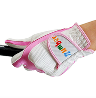 golf gloves, child gloves, girls retractable magic gloves