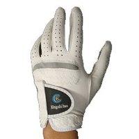 Golf gloves ,men's ,full sheepskin slip-resistant, golf ball gloves