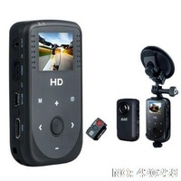 Free shipping AEE HD50 1080P HD mini sports camera driving recorder remote