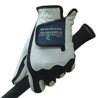Golf gloves Men golf ball gloves number magic gloves white