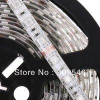 Super Bright 10M 60Leds 5050 LED Strip SMD Light Waterproof IP65 12V DC 100% New brand