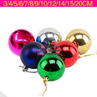 Zero christmas decoration ball plating christmas ball light ball multicolour ball christmas pendant