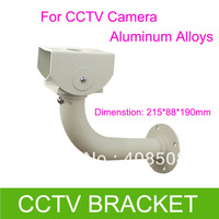 Free Shipping High Quality Weatherproof L type Wall Mount Bracket for CCTV Security Camera