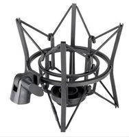 Microphone Accessories Takstar sh-100 shock mount microphone metal shock mount Free Shipping