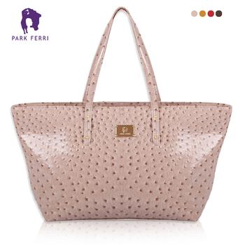 2012 women's handbag the trend of fashion ostrich grain handbag one shoulder female bags women's bags