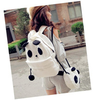 Women's Fashion Shoulders Bag Mother and Child Package Cartoon Backage Animal Panda Pack Free Shipping