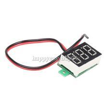 mini voltage meter promotion