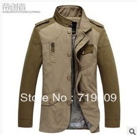 Hot . Free Shipping 2014 New Outdoor men's Waterproof sportcoat + bladder + hood fashion Climbing clothes skiing jacket