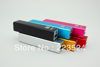 Best sellers for 2013 2200mAh Power Bank  made in china  Free shipment
