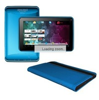 "Free Shipping Visual Land Prestige 7"" Tablet PC with Pro Folio Bundle, Assorted Colors"