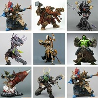 free shippping Genuine two version of World of Warcraft WOW Blizzard Warcraft hand model  action figure DC Series