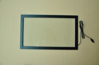 "Free Shipping  22"" 16:9 Infrared Multi Touch Screen Panel Plug-and-Play 5-Wire USB  For WIN 7 XP Vista Linux Mac ect"