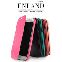 Card  for SAMSUNG   i9500 mobile phone protective case galaxy s4 flip phone case ultra-thin mount holsteins