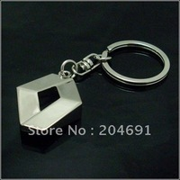 Thick 3D Car Auto Key Chains Ring For Renault From Onine