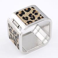 Fashion Euro American Chic Generous Punk  Geometry Square with patterns Bangle/Bracelet  Jewelry
