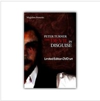 The Devil in Disguise by Peter Turner ,card/mental/Street/close up magic online teaching,no gimmicks