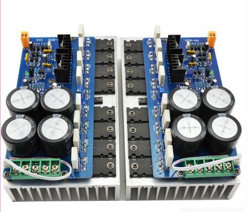 Class D vs. class AB stereo amplifier testreview TA20TDA1558Q