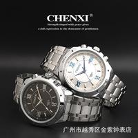 2013 Free Shipping Fashion Luxury Brand Watch For Men Classic Calendar Watches 027c
