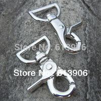 Olecranon Buckle Full Metal Rotatable Small Accessories DIY Black Silver