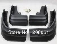 high quality 2012 Mazda CX-5 plastic splash guard mudguard mud flap fender guard 4pcs