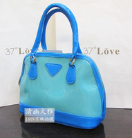 Fashion vintage candy bag shell bag jelly small bag handbag