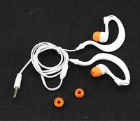 New 3.5mm Waterproof Headsets Headphones Earphones for Phone MP3 MP4