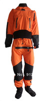 High-end 2013 Kayak Dry Suits Back Zipper for Rafting Canoeing Kayaking Sailing High Quality