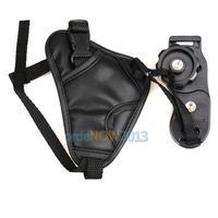 O3 Fashion Leather DSLR Camera Grip Wrist Hand Strap