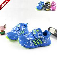 13 children shoes boys shoes female child parent-child hasp breathable net fabric running shoes sports shoes 2