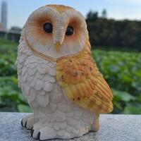 Owl resin animal owl crafts