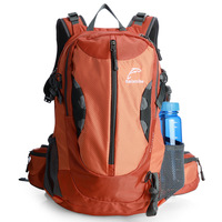 Outdoor backpack double-shoulder female waterproof 30l male mountaineering bag travel bag