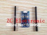 New Pro Micro for arduino ATmega32U4 5V/16MHz Module with 2 row pin header For Leonardo best quality