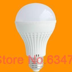 Free shipping 20pcs/lot led bulb light E27 lamp High brightness 3W 5W  Cold white/warm white AC110V-240V