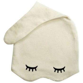 2013 Newborn baby sleeping baby hat night cap cotton hat cap headgear Sleepy Hats JB009