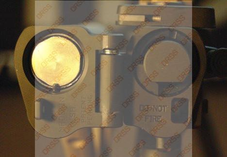Установка оптического прицела , M16/M4 SR25 GBB