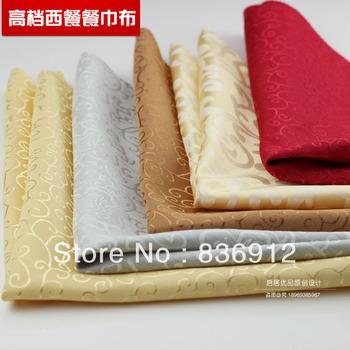Quality mouth cloth fabric table napkin cloth table napkin mouth cloth table cloth napkin