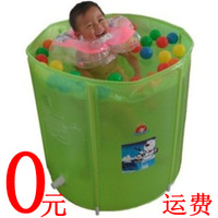 Baby swimming pool oversized baby mount swimming pool infant boy inflatable bathtub Large pool