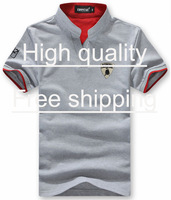 New Fashion Casual Cotton T Shirt For Men Free Shipping T5328717