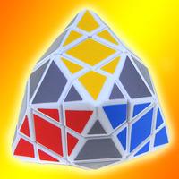 Magic cube shaped magic cube professional puzzle toy