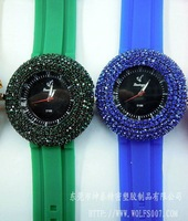 [ Direct ] supply exquisite fashion boutique fine diamond watch digital watch high quality high specification ( Figure )
