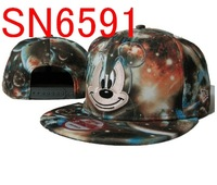 snapbacks hats,high quality and free shipping! night sky style mich snapbacks hat MIX order sell snapbacks SN6591