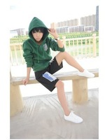 free shipping 2013 new fashion Japanese anime Attack on titan clothes 3 color can choose most cheaper