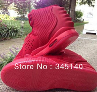 free shipping cheap pink  air yeezys 2 shoes kanye west trainer dance sneakers for women and men wholesale
