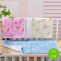 Baby changing mat ultralarge 100% waterproof cotton pad newborn supplies urine mattress breathable