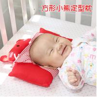 Baby supplies pillow newborn shaping pillow baby pillow baby 100% cotton pillow