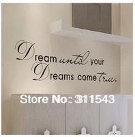 quote wall sticker removable Shelf characters Vinyl Wall Art Decals wall Stickers Home Decor  H8009