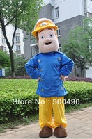 2013mascot New Product Firefighters sam masot costume free shipping
