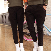 Free shipping Autumn new arrival  fashion harem pants casual pants trousers multi-color colorful male trousers