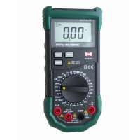 MASTECH MS8269 2000 Counts LCD Digital Multimeter AC/DC Voltage Tester Inductance Detector with Backlit